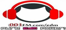 001FM Pure EDM Channel