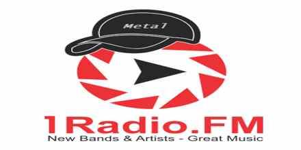 1Radio FM Metal