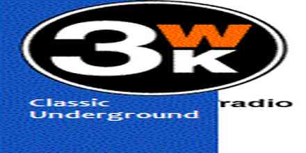 3WK Classic Underground Radio