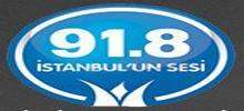 91.8 Istanbul un Sesi
