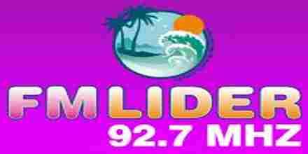 92.7 FM Lider