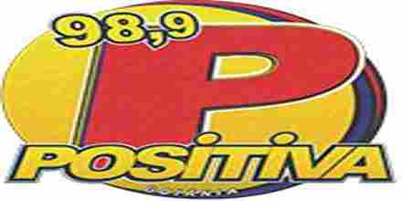98.9 Positiva FM