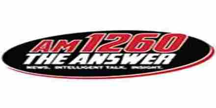 AM 1260 The Answer