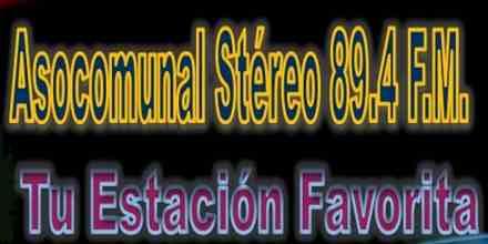 Asocomunal Stereo