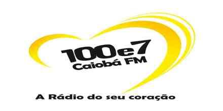 Caioba FM 100.7