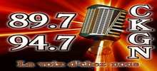 CKGN FM