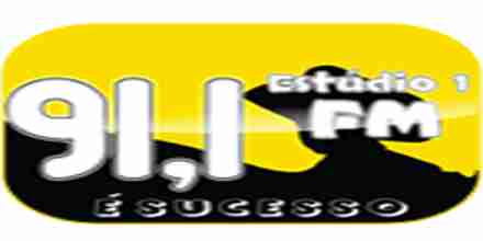 Estudio 1 FM 91.1
