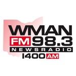 FM News Radio 98.3 WMAN