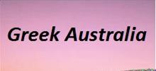 Greek Australia