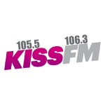 KQXX Kiss FM 105.5 and 106.3