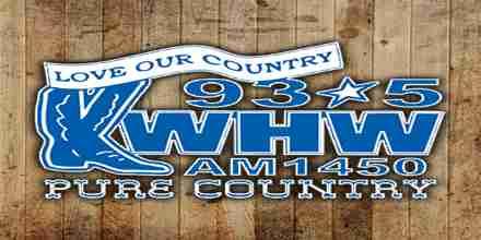 KWHW 93.5 FM