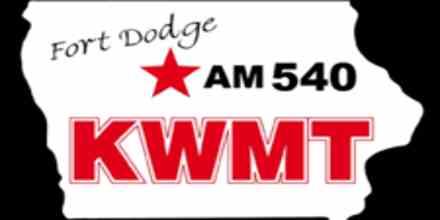 KWMT 540 AM