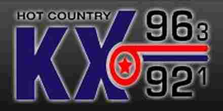 KXCM 96 Radio