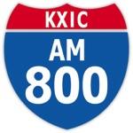 KXIC AM800