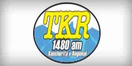LA TKR 1480 AM