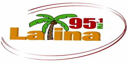 Latina 95.1 FM