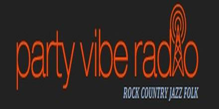 Party Vibe Radio Rock Country Jazz Folk