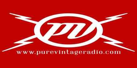 Pure Vintage Radio
