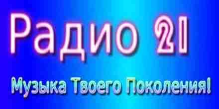 Radio 21 Russia