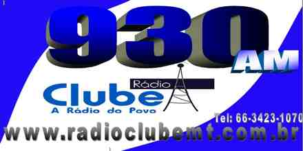 Radio Clube MT 930 AM