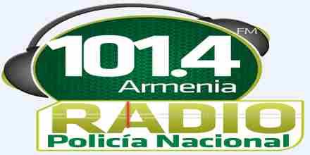 Radio Policia Armenia 101.4