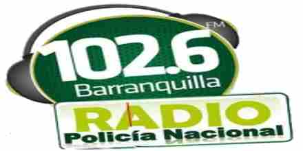 Radio Policia Nacional Barranquilla