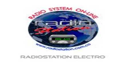 Radiostation Electro Colombia