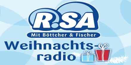 RSA Weihnachts Radio