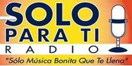 Solo Para Ti Radio
