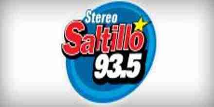 Stereo Saltillo 93.5 FM