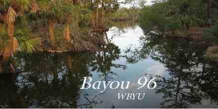 WBYU Bayou 96