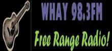 WHAY 98.3 FM