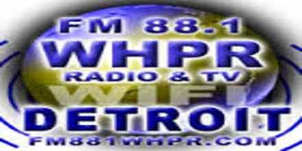 WHPR 88.1 FM