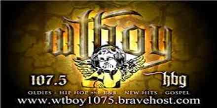 WTBOY 107.5 HBG
